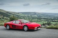 Maranello again: Legendary Ferrari Testarossa revisited