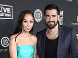 Cara Santana and ex Jesse Metcalfe are not together and he is living in the guesthouse in isolation