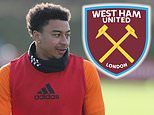 West Ham keen on signing Jesse Lingard from Manchester United