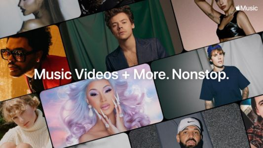 Apple Launches Free 24-Hour Music Video Livestream