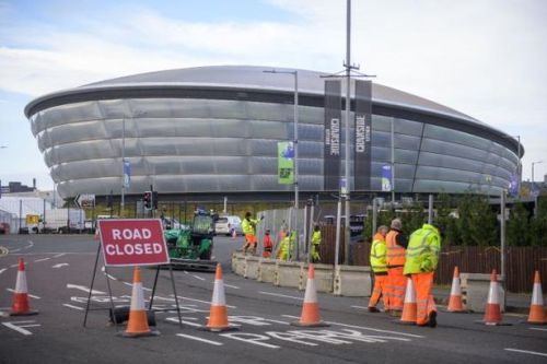 Scots businesses fear Cop26 security measures and road closures will hit trade