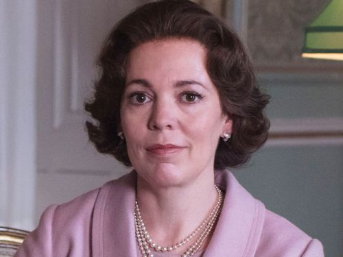 Olivia Colman Takes 'The Crown' to the Queen's Favourite Nightclub