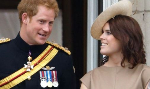 Princess Eugenie and Prince Harry: Book claims 'party-pal' cousins 'closest of friends'