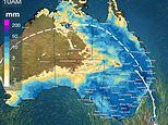 Australia's east coast braces for a 'thunderstorm outbreak' that will bring huge downpours