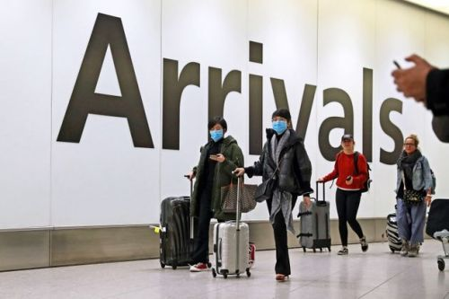 Coronavirus: Border Force Recruited To Track Down 2,000 People Who Flew From Wuhan To UK