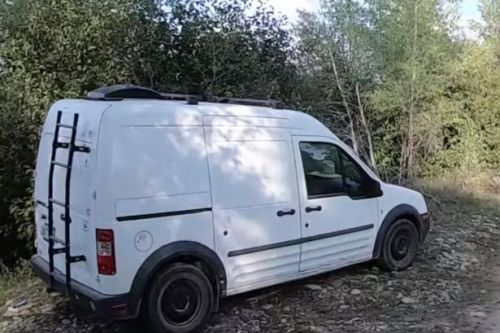 Gabby Petito missing: Influencer's van seen at national park campsite before body found