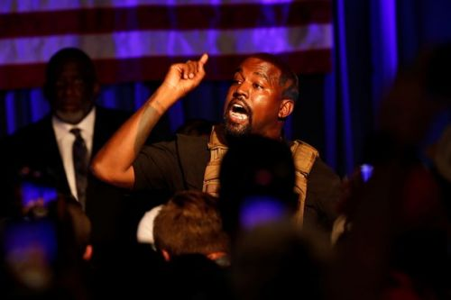 What would Kanye West's policies be as President? From abortion to space travel