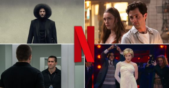 Netflix US October 2021: Best new shows and films including Colin in Black and White, You, The Guilty and Diana The Musical