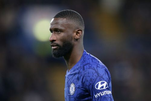 Chelsea legend John Terry criticises Antonio Rudiger's positioning for Manchester United's opening goal