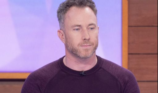 James Jordan begs fans to stay home amid coronavirus crisis as his father is rushed to hospital after second stroke - and he can't see him