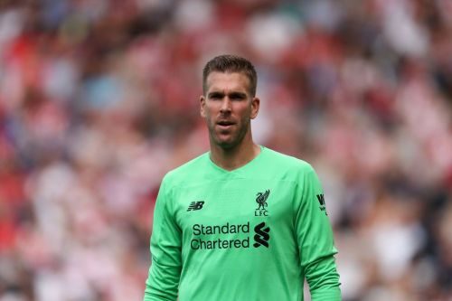 Mark Lawrenson admits he's 'worried' about Adrian after Liverpool's victory over Arsenal