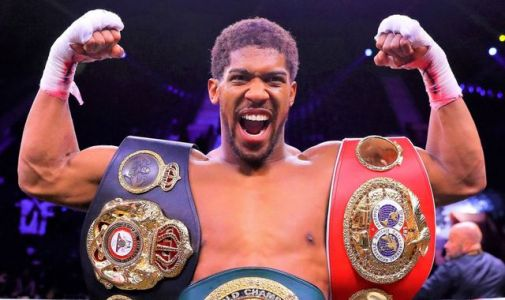 Anthony Joshua's undisputed world title fight against Tyson Fury 'will happen', says promoter Eddie Hearn