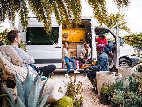 Kibbo is rethinking VanLife to create a community of digital nomads paying up to $3,650 a month to roam at will