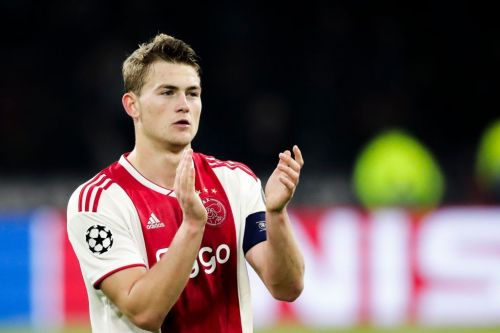Arsenal set to compete with Manchester City for Ajax star Matthijs De Ligt