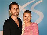 Sofia Richie, 21, reunites with Scott Disick, 37, again posting inside his Hidden Hills home