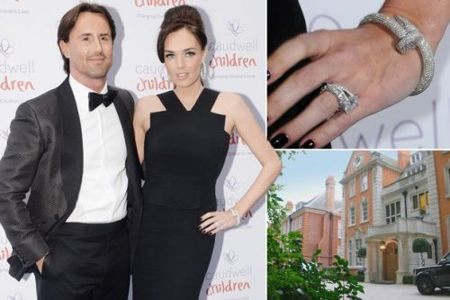 Tamara Ecclestone's mansion raided as thieves snatch '£50million of jewellery'