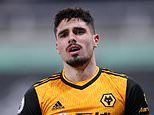 Wolves' Pedro Neto no closer to returning from the knee injury he sustained SIX MONTHS ago