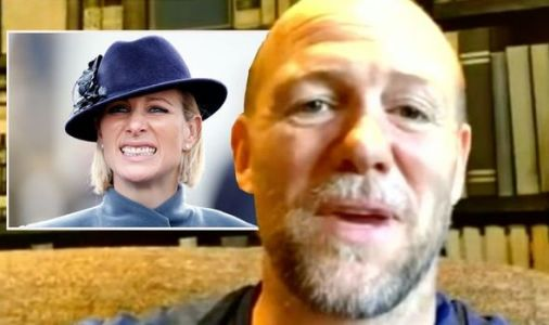 'It's difficult for Zara' Mike Tindall reveals wife's struggles as he homeschools Mia