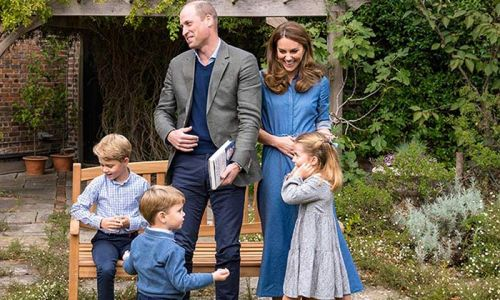 Kate Middleton and Prince William's modest half-term staycation with children revealed