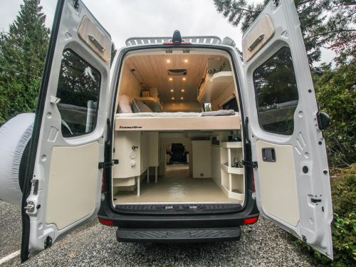 Camper van conversion companies are seeing a surge in customer interest despite COVID-19 ravaging the travel and transportation industry