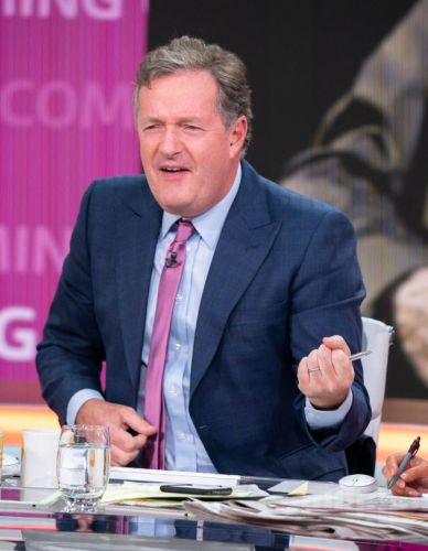 Piers Morgan Blasts 'Utterly Disgraceful' BBC For 'Chucking Emily Maitlis Under The Bus'