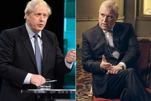 Election debate: Awkward moment Boris Johnson asked if Prince Andrew is 'fit for purpose'