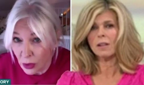 Kate Garraway demands Tory minister'sort it out'after 'pitiful' nurse pay rise