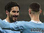 West Brom 0-5 Manchester City: Blues go top of the league with help of another 'offside' goal