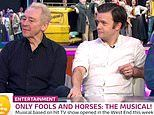 Stars of new Only Fools musical reveal David Jason stayed away so as not to add to pressure