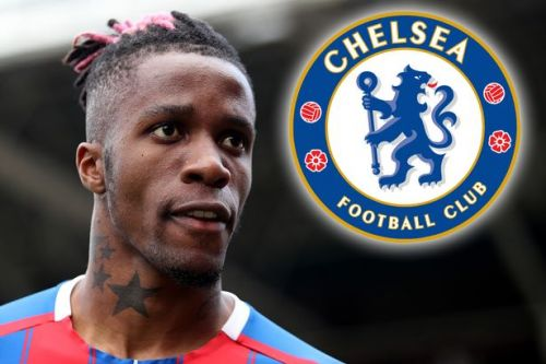 Chelsea boss Frank Lampard set to move for Wilfried Zaha in January transfer window