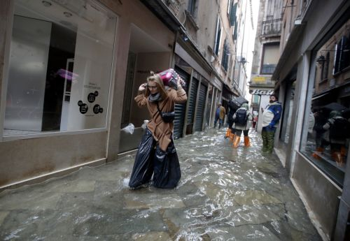 Is it safe to travel to Venice? What to do if you've booked a holiday to flooded city