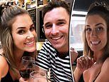 Georgia Love and Lee Elliot jet out of Melbourne on yet another luxury holiday