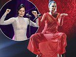 Jessie J performs in Barcelona as she returns to stage after winning China's 'X Factor equivalent'