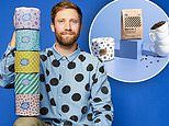 Founder of trendy toilet paper business reveals his VERY fitting new coffee venture