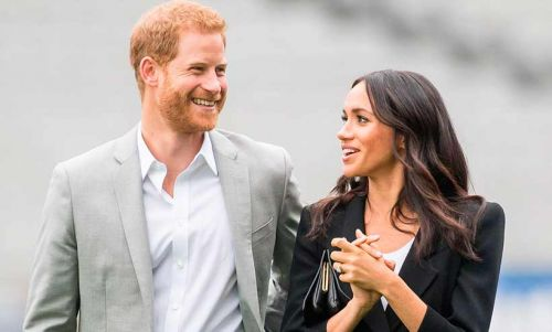 Meghan Markle shares new photo of Archie, calls Prince Harry 'best husband' in gushing birthday message