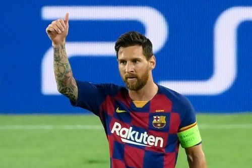 Lionel Messi edges out Cristiano Ronaldo as 2020's most marketable athlete