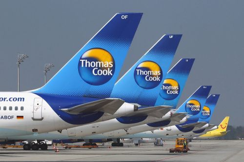 Thomas Cook share prices plummet as travel firm faces collapse