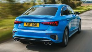 New Audi S3 Saloon 2020 review