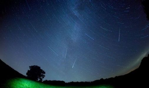 Meteor booms over Wales and leaves witnesses startled 'We heard a big bang'