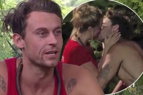 I'm A Celeb's Ryan Gallagher denies steamy telly jungle sex with Charlotte Crosby