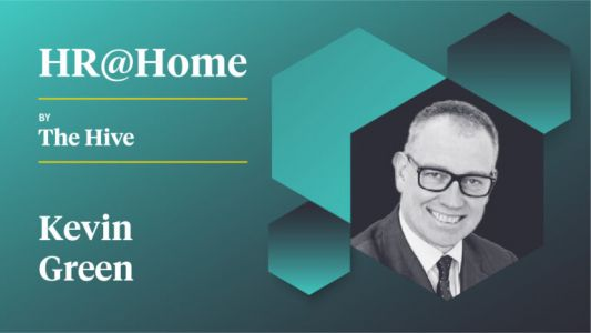 HR Home Ep1: Kevin Green, former HR director at Royal Mail