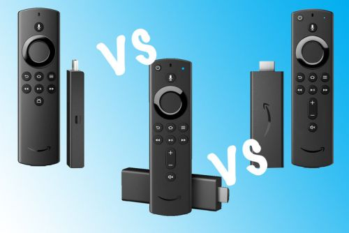 Fire TV Stick 4K vs Fire TV Stick (2020) vs Fire TV Stick Lite: Which Amazon streaming stick is best for you?