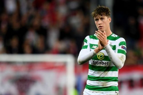 Jack Hendry 'set' for Celtic exit as Portuguese clubs line up bids