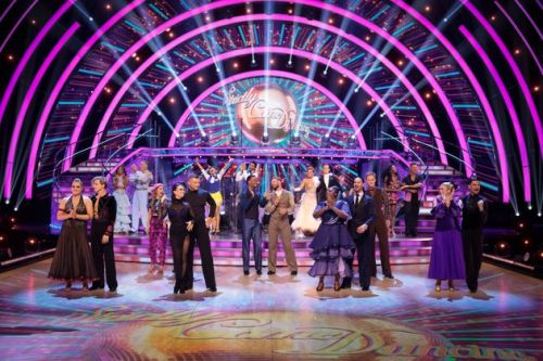 Strictly Come Dancing Week 5 Songs And Dances Revealed