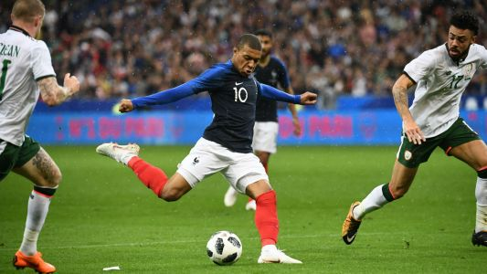 Man Utd transfer news: Red Devils and Man City battle to sign Kylian Mbappe