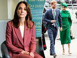 Kate Middleton 'feels exhausted and trapped' over 'enormous' workload after Megxit