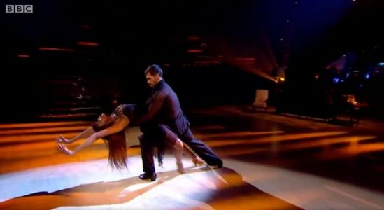 Kelvin Fletcher Gets Strictly Come Dancing Flustered With His Rumba Once Again