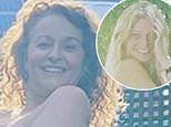 Nadia Sawalha, 53, pokes fun at Gwyneth Paltrow's 48th birthday snap by stripping naked