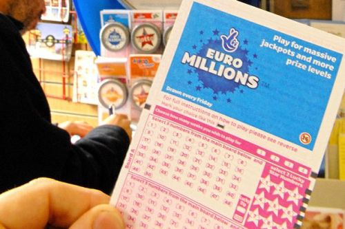 Friday's winning National Lottery numbers for £49million jackpot