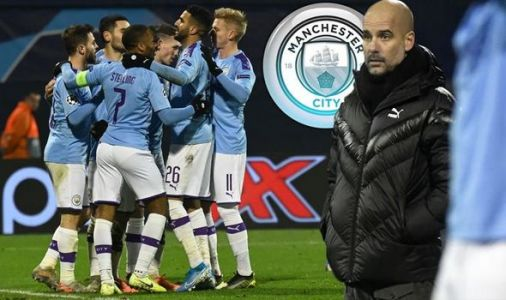 Pep Guardiola bans Man City stars from Christmas party amid fears of another festive slip